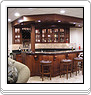 Bar and Bookcase